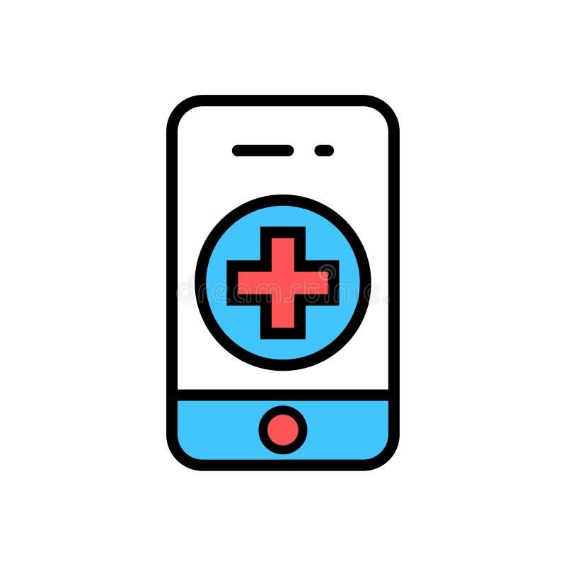 Gezondheidszorg & Medisch stock illustratie