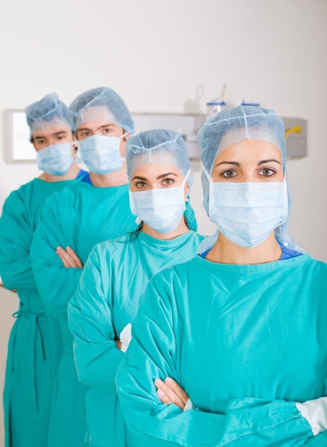 gezondheidszorg team royalty-vrije stock foto's