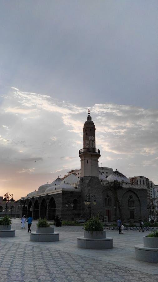 GHAMAMA清真寺 库存照片