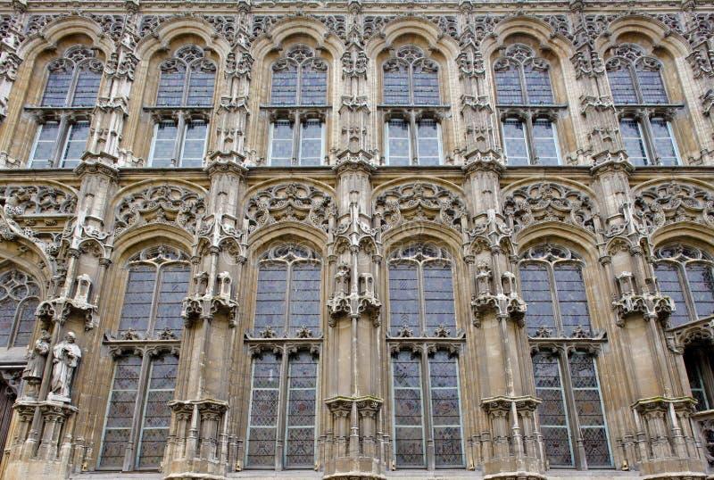 Ghent, Flanders, Belgium royalty free stock photo