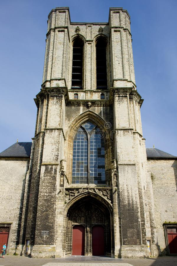 Ghent, Flanders, Belgium royalty free stock photography