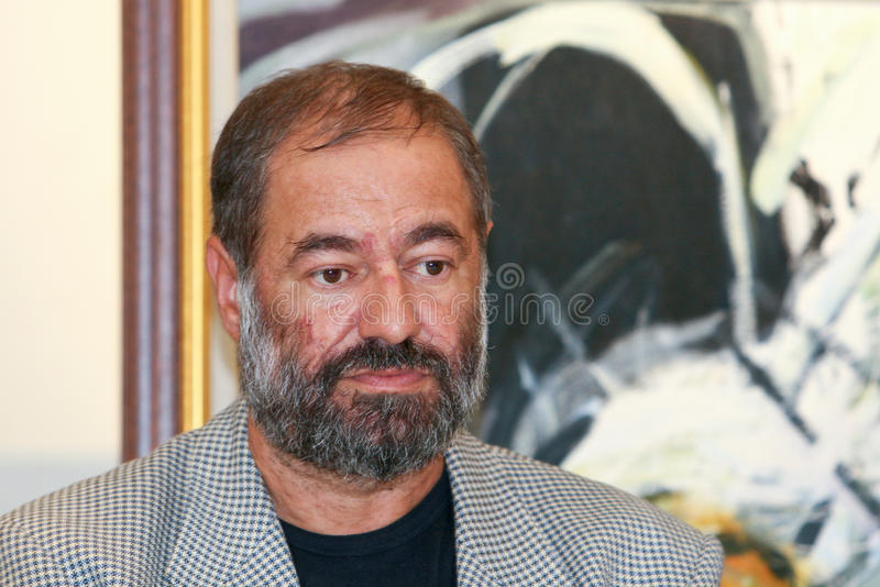 Download Gheorghe Dican editorial image. Image of painter, image - 22854965