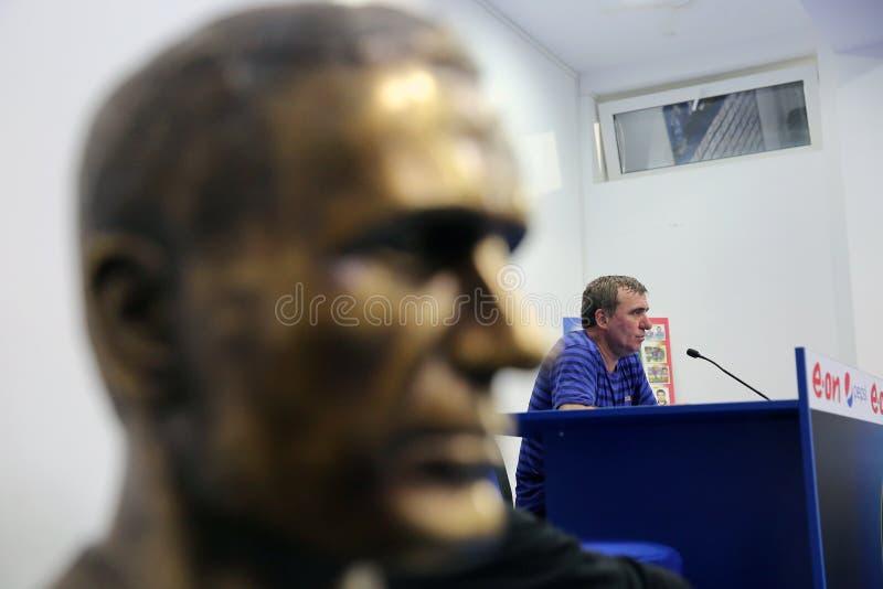 Gheorghe Hagi photographie stock libre de droits