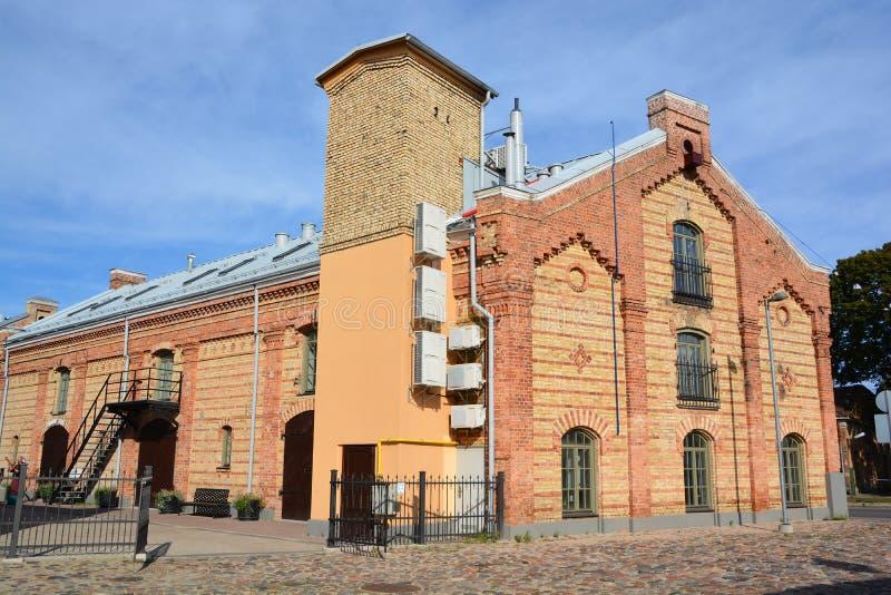 Ghetto de Riga imagen de archivo