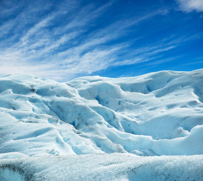 Ghiacciaio di Perito Moreno, patagonia, Argentina. fotografia stock