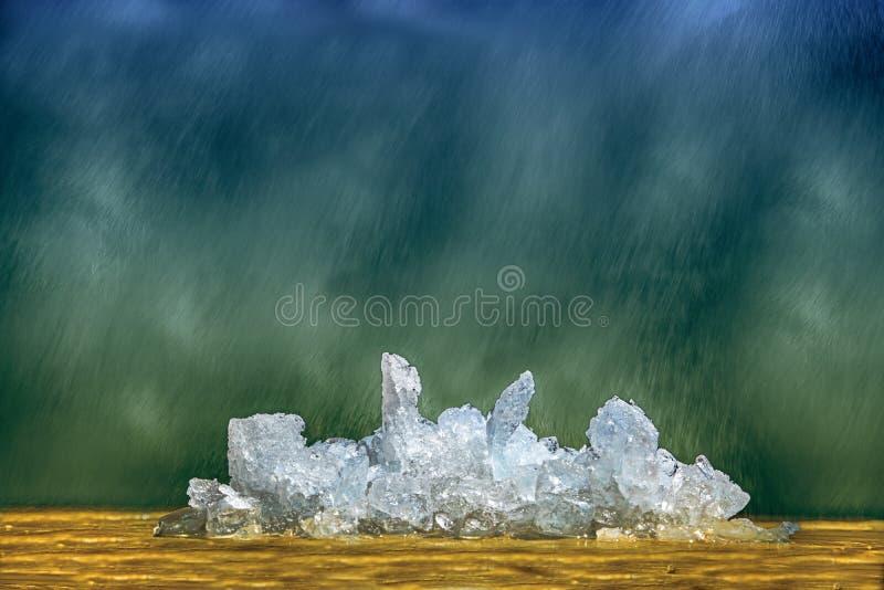 Ghiaccio boreale fotografia stock libera da diritti