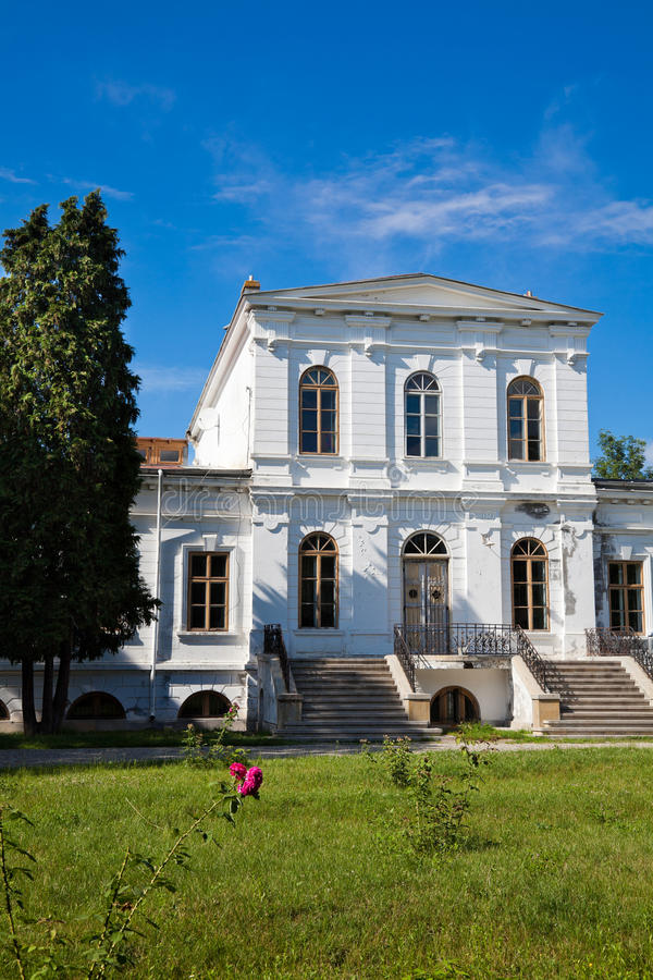 Ghica Palace stock image