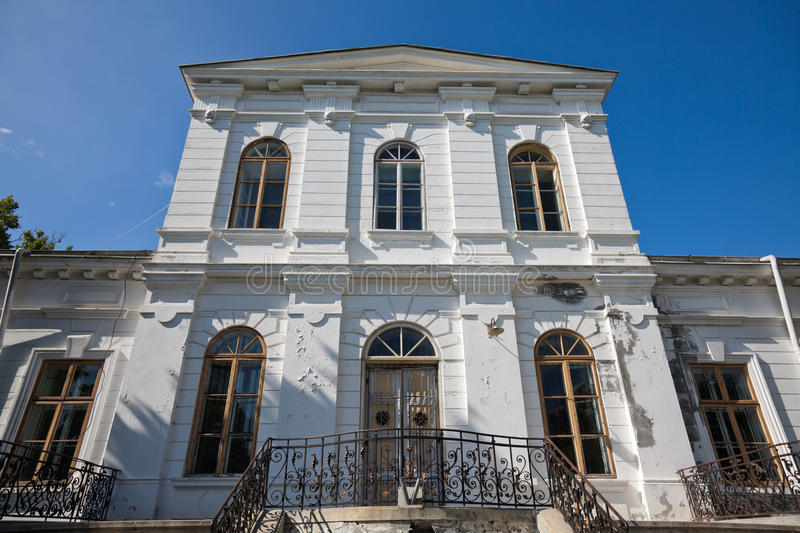 Ghica Palace royalty free stock photos