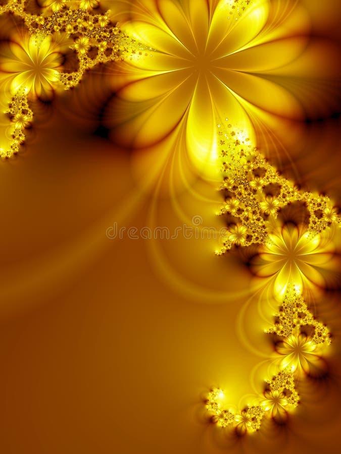 Ghirlanda dei fiori royalty illustrazione gratis