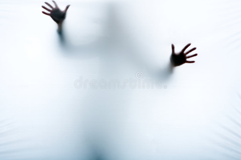 Ghost royalty free stock image