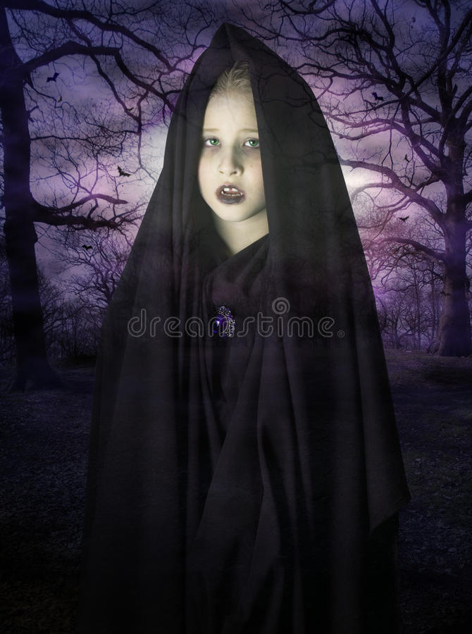 Ghost Of Child Stock Photography