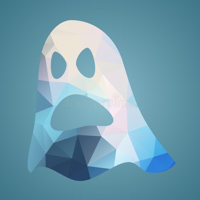 Ghost des triangles illustration libre de droits