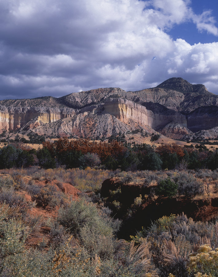 Ghost Ranch 03. Ghost Ranck New Mexico stock image
