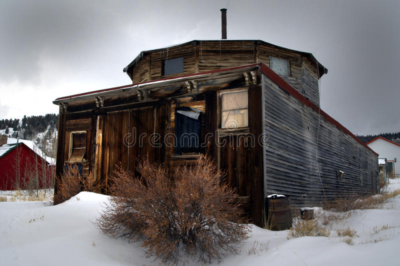 Download Ghost Town Structure Royalty Free Stock Photo - Image: 13237685