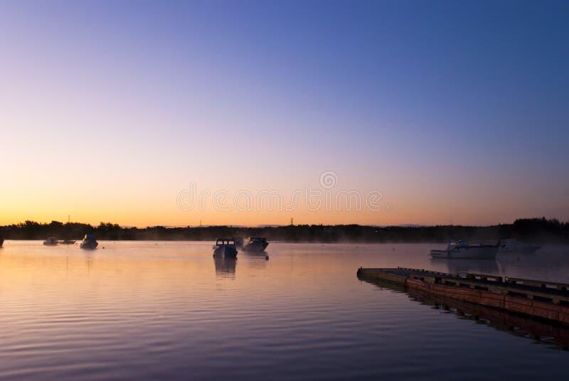 Download Ghostly Flotilla stock image. Image of natural, blue - 12239919