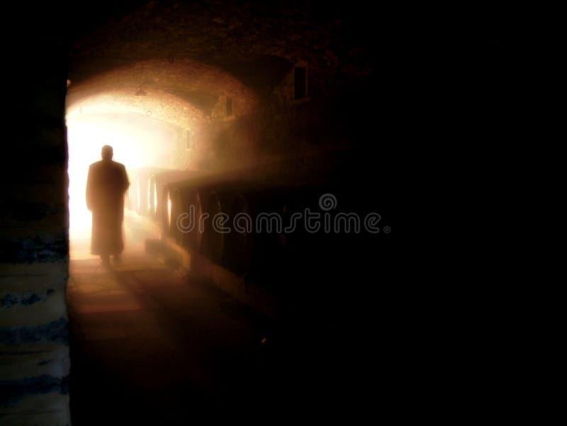 Ghosty Bild lizenzfreies stockbild