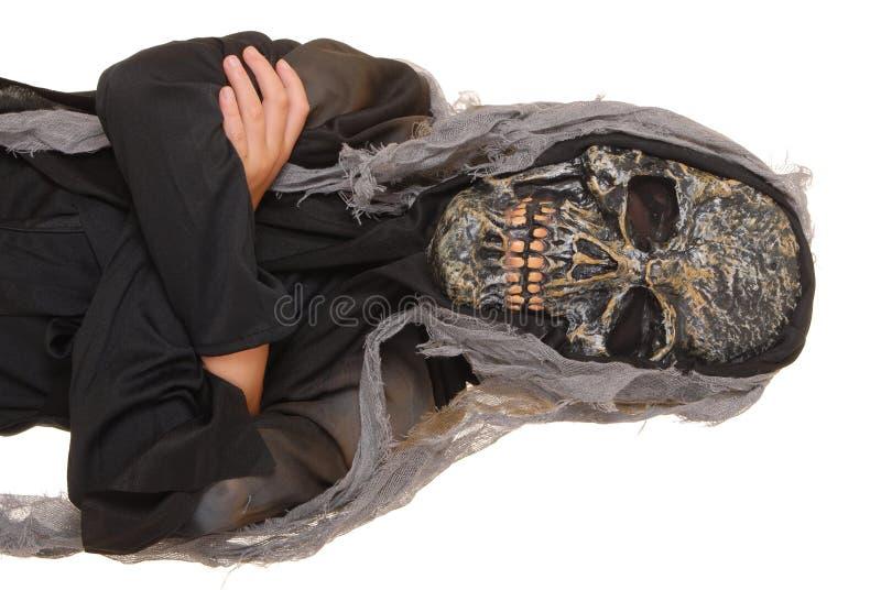Ghoul 14 de Halloween foto de stock