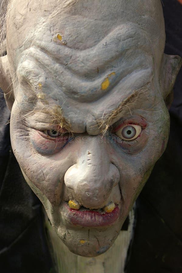 ghoul halloween royaltyfri foto