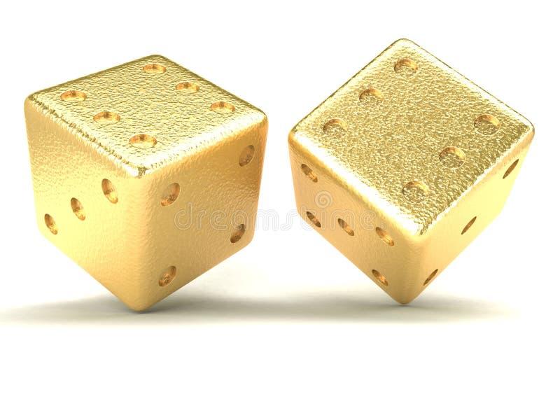 giń złote zdjęcie royalty free