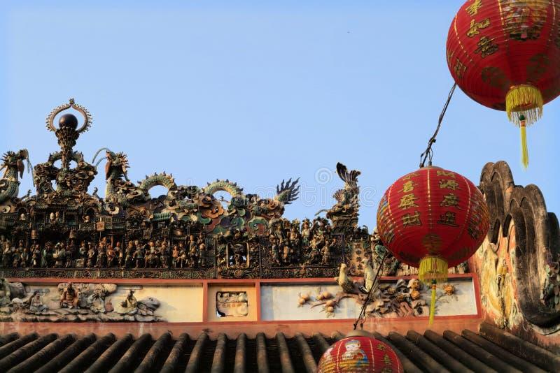 Giac Lam Pagoda, Ho Chi Minh City, Saigon, Vietnam photos libres de droits