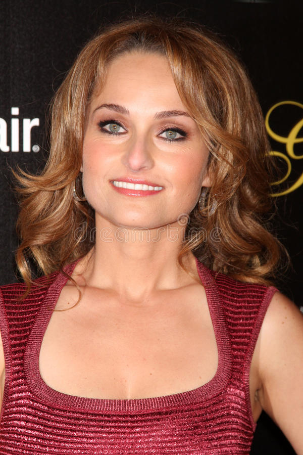 Download Giada De Laurentiis Arrives At The 37th Annual Gracie Awards Gala Editorial Stock Photo - Image of 37th, hotel: 25274753