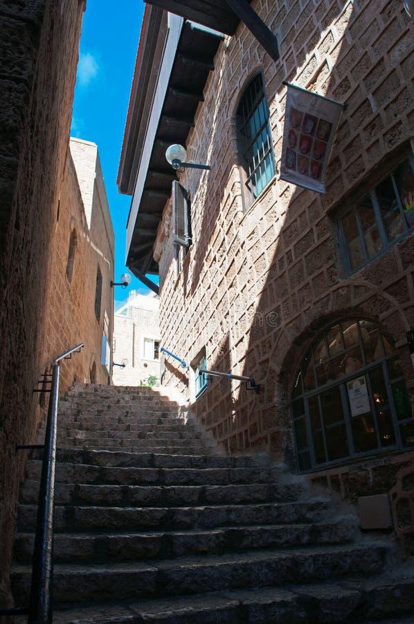Giaffa, vecchia città, Israele, Medio Oriente immagini stock