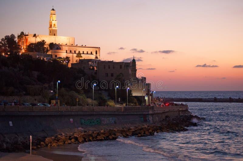 Giaffa, vecchia città, Israele, Medio Oriente immagini stock libere da diritti