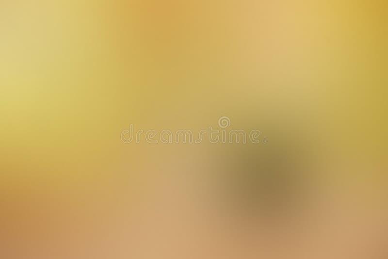 Giallo astratto del fondo di pendenza, miele, caldo, caldo, con lo spazio della copia immagini stock