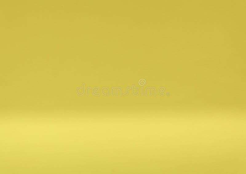 Giallo, pendenza, fondo, estratto, contesto, lusso, dorato, struttura illustrazione vettoriale