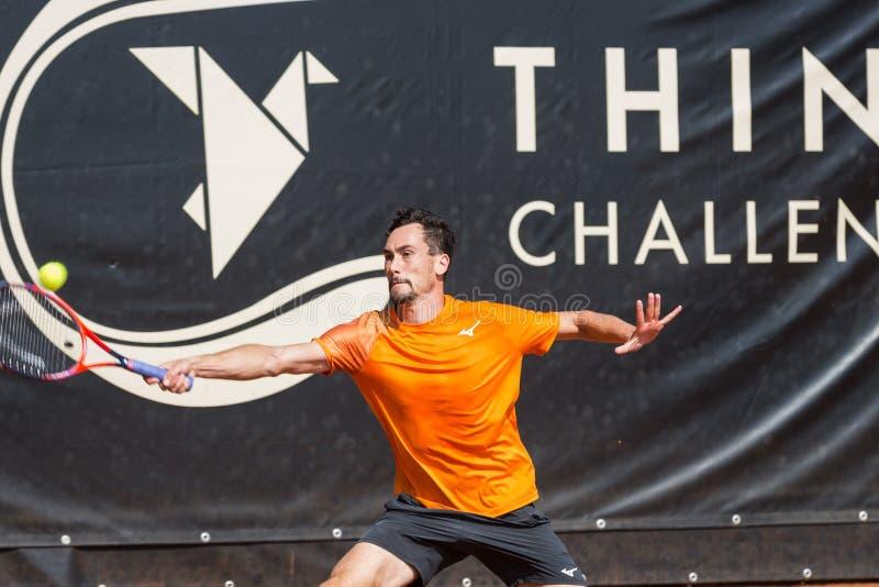 Tennis Internationals Atp Challenger Biella royalty free stock photography