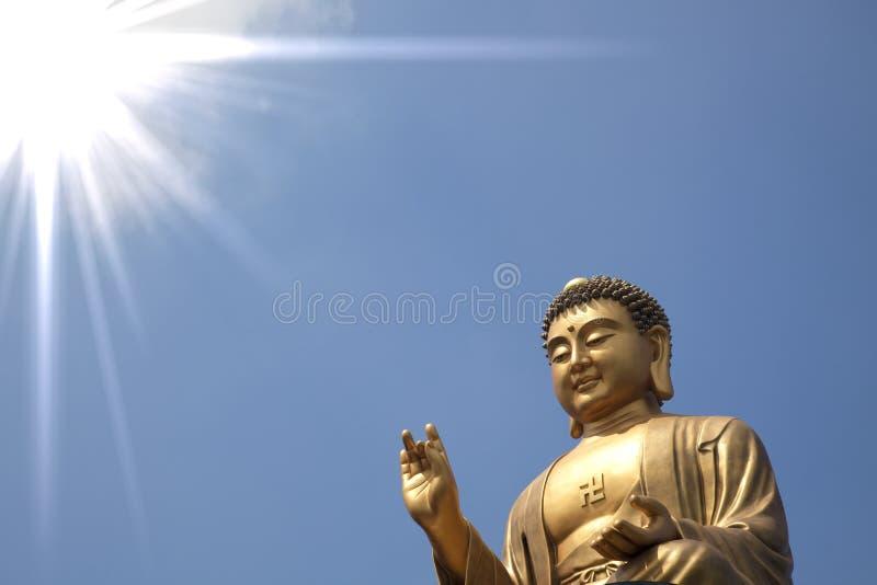 Download Giant buddha stock image. Image of sunlight, donation - 21457339