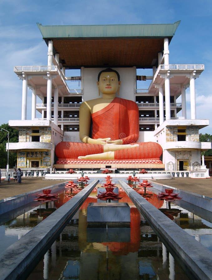 Download Giant Buddha At Matara Temple Stock Photo - Image: 8713384