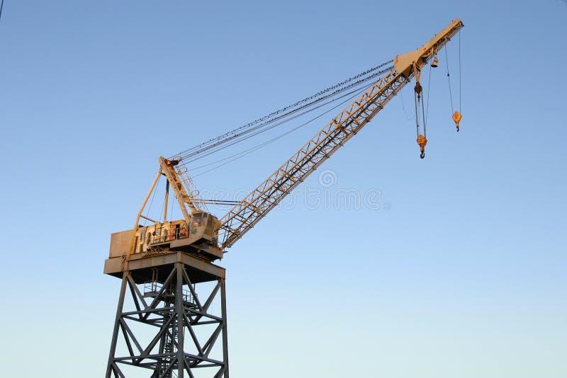 Download Giant Crane stock image. Image of construction, massive - 457005