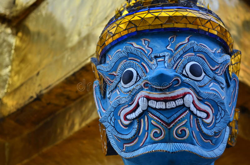 Download Giant face stock photo. Image of statue, fang, fear, guardian - 22088216