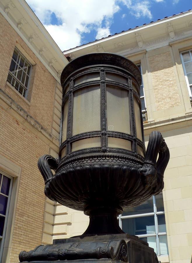 Giant Lamp Stock Photo