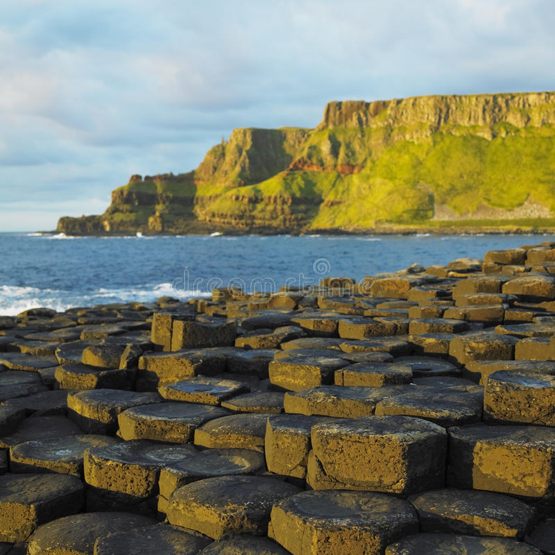 Download Giant's Causeway stock photo. Image of calm, natural - 18782430