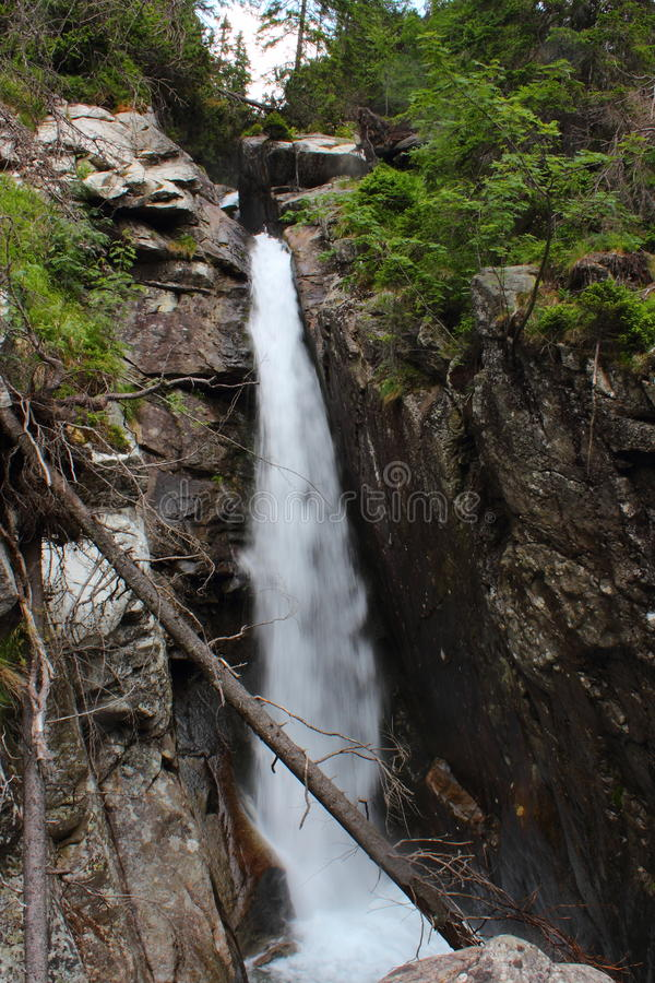 Download Giant waterfall stock photo. Image of falling, water - 33986378