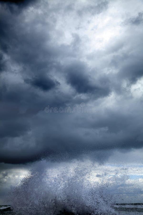 Download Storm Wave stock photo. Image of surf, rain, chaos, vivid - 30039968