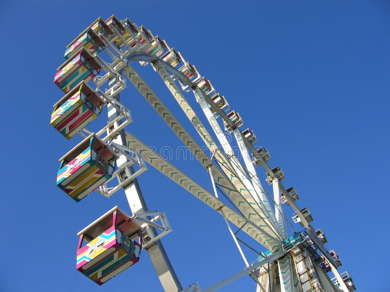Download Giant Wheel stock photo. Image of fair, carnival, acrophobia - 13742