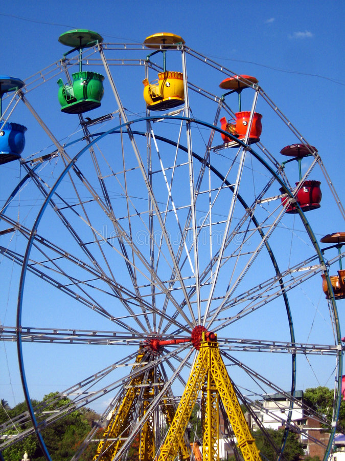 Free Giant Wheel Stock Images - 5239264