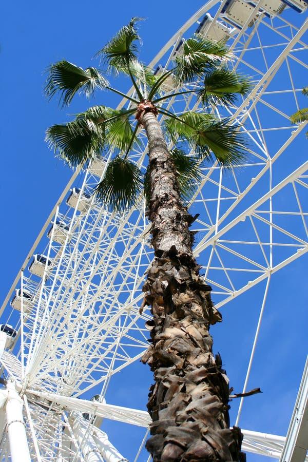 Giant wheel stock photos
