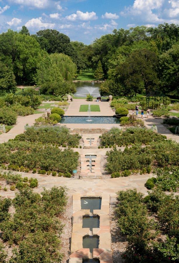 Giardini fotografie stock