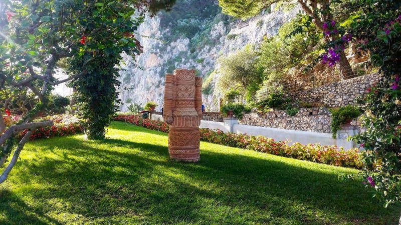 Giardini di Augusto стоковые изображения