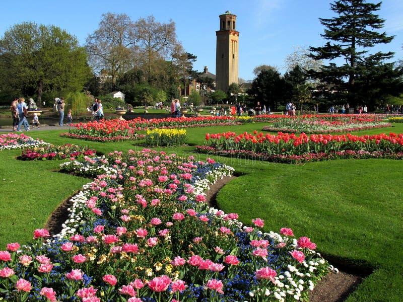 Giardini di Kew, Londra fotografie stock libere da diritti