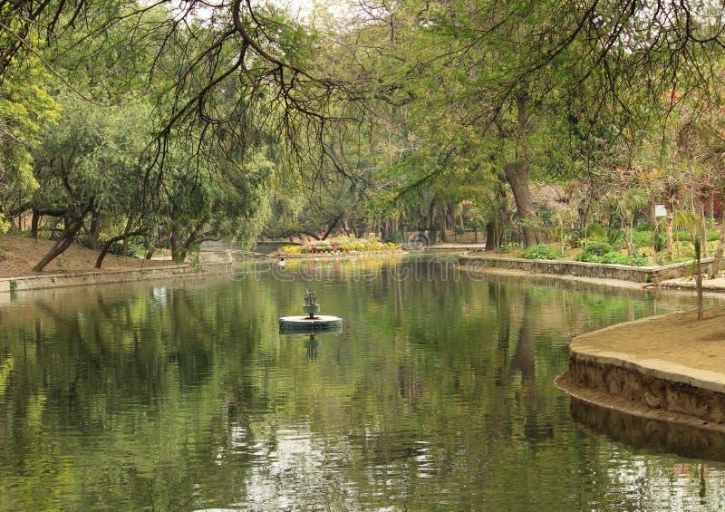 Giardini di Lodi, Nuova Delhi immagine stock