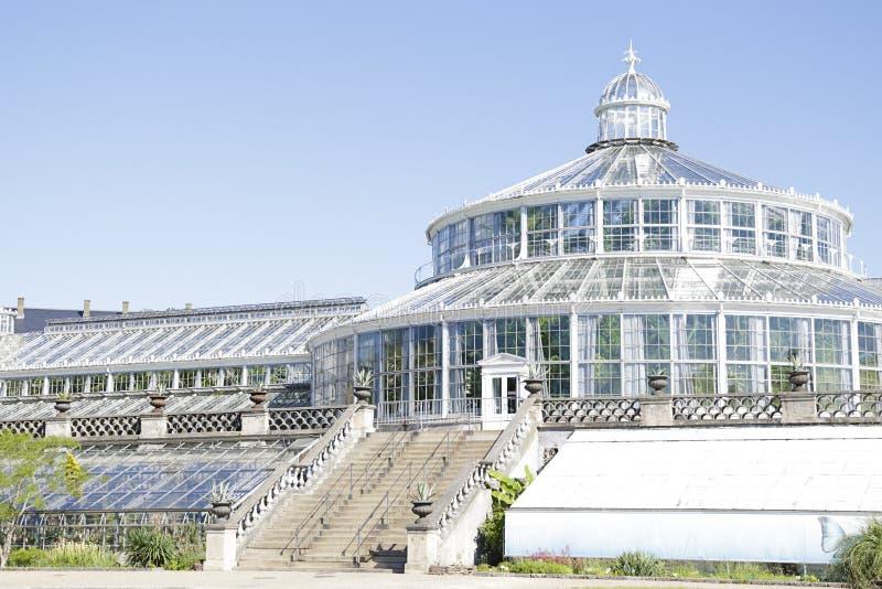Giardino Botanico, Danimarca fotografia stock libera da diritti