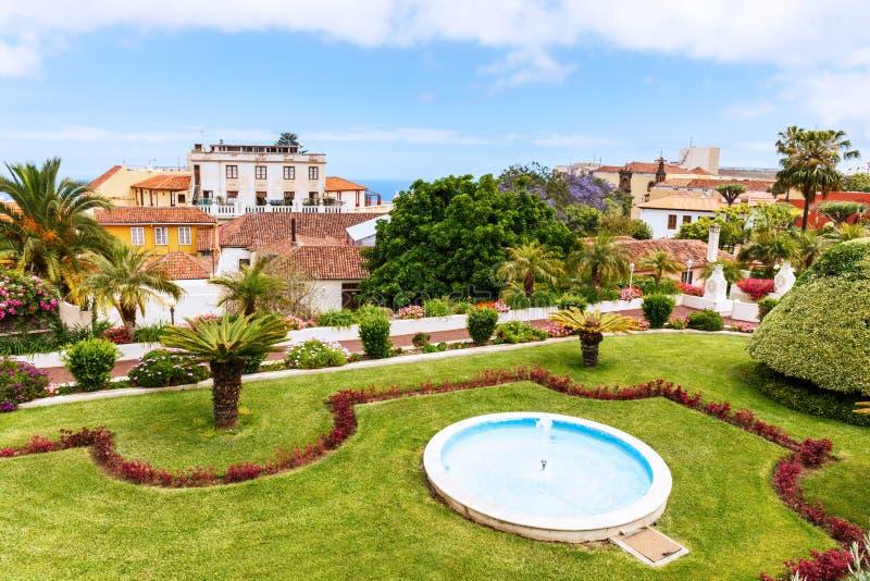 Download Giardino Botanico A La Orotava Immagine Stock - Immagine di floreale, petalo: 56883741