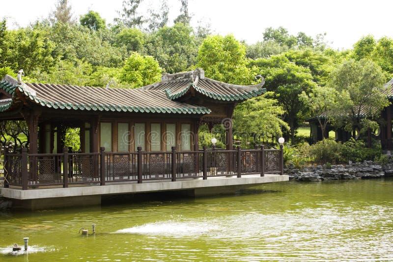 Giardino cinese fotografia stock immagine di giardino for Giardino cinese