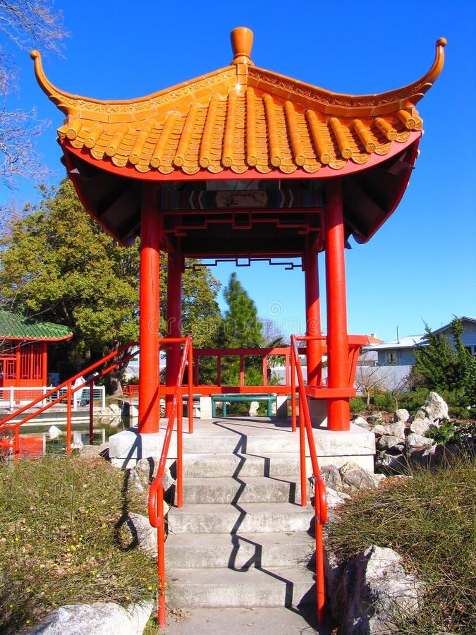 Giardino cinese immagine stock immagine di china parco for Giardino cinese