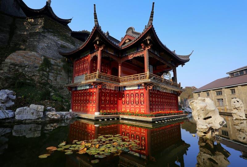 Giardino cinese, Suzhou fotografie stock